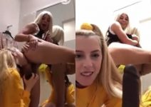 Novinhas Lésbicas Tesudas Fodendo Gostoso Dentro Do Vestiário Da Loja